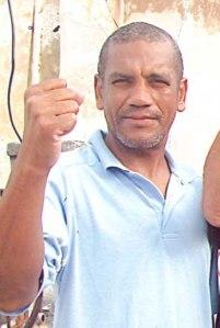 Prisionero Político Ernesto Mederos Arrozarena